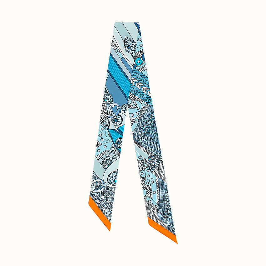 HERMES Selle de Dignitaire twilly