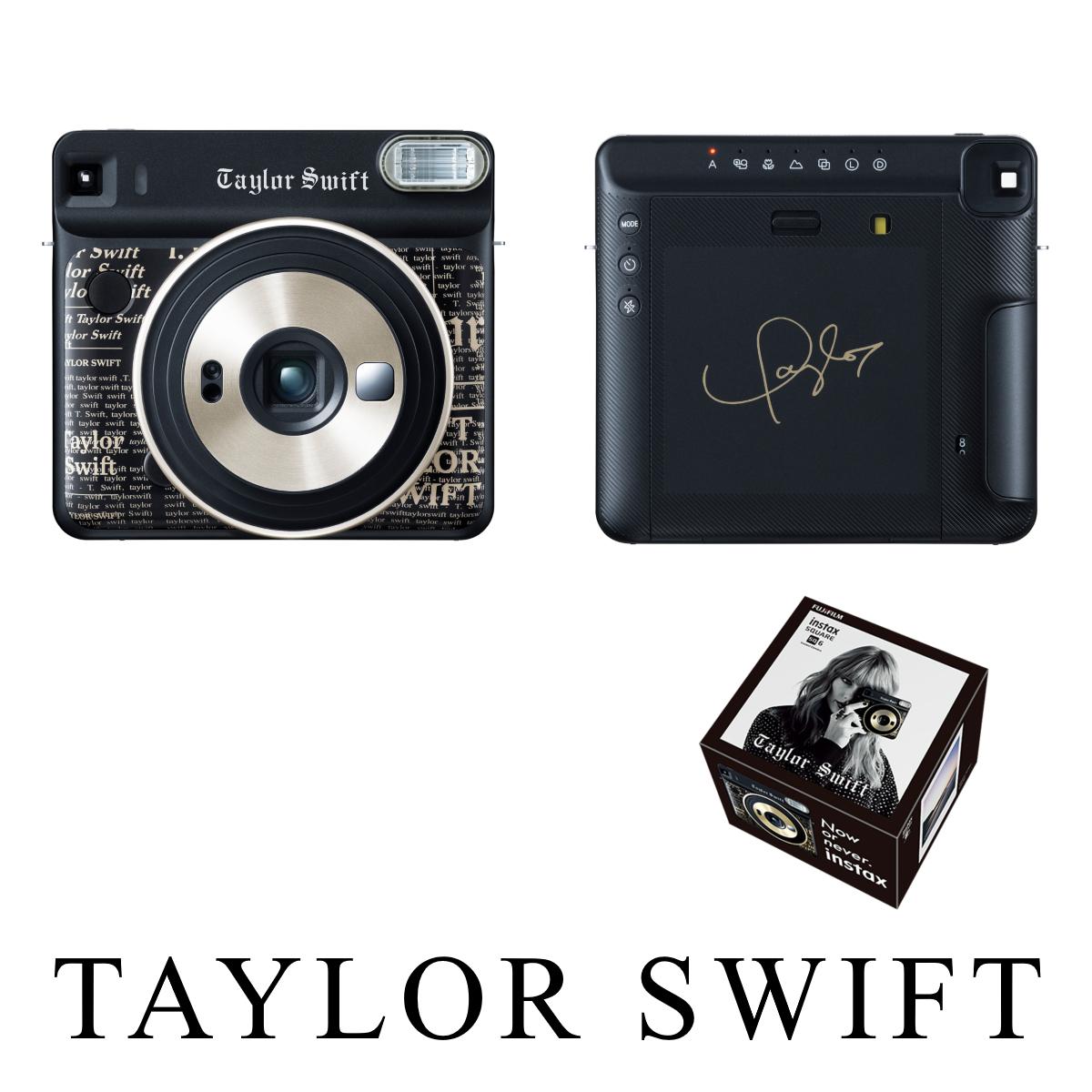 Taylor Swift *FUJIFILM*instax SQUARE SQ6 Taylor Swift Edition