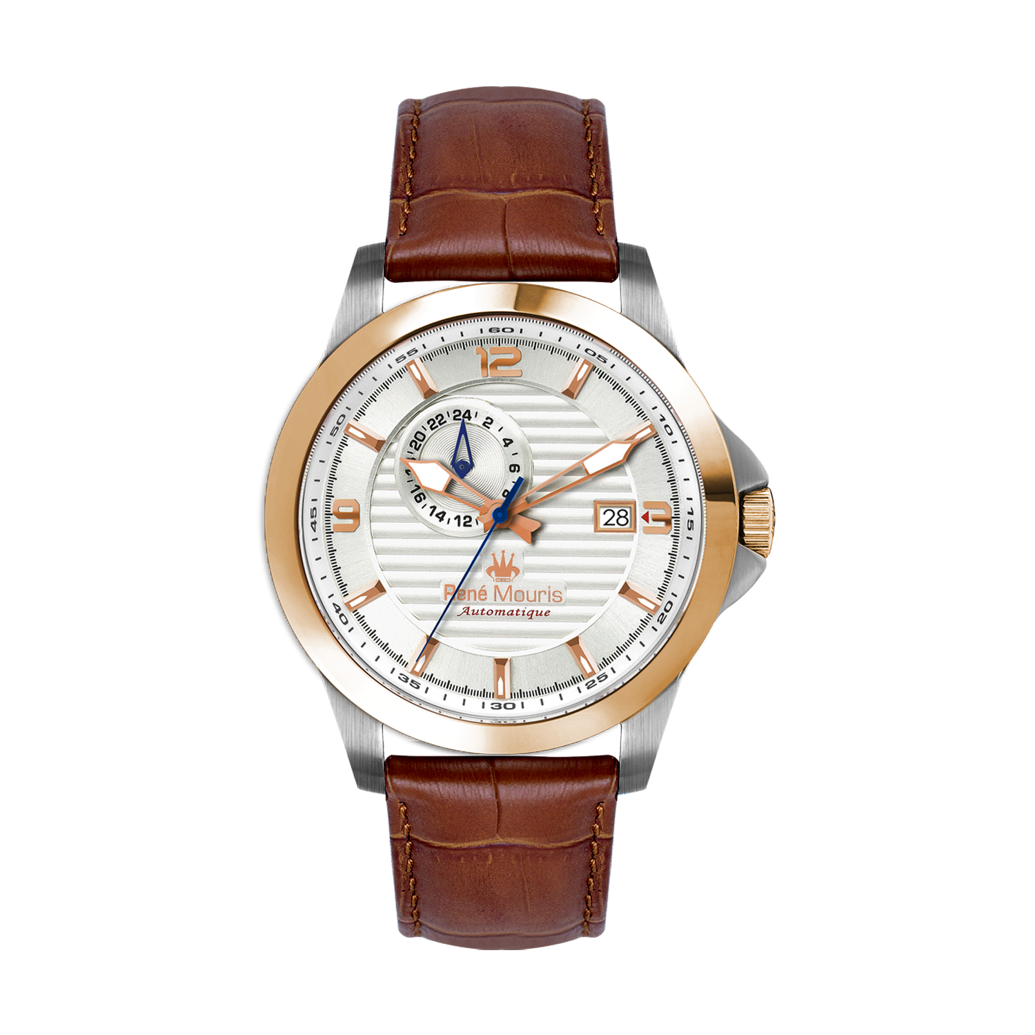 Cygnus | 44mm Classic Automatic Watch | For Men's | 70103RM4