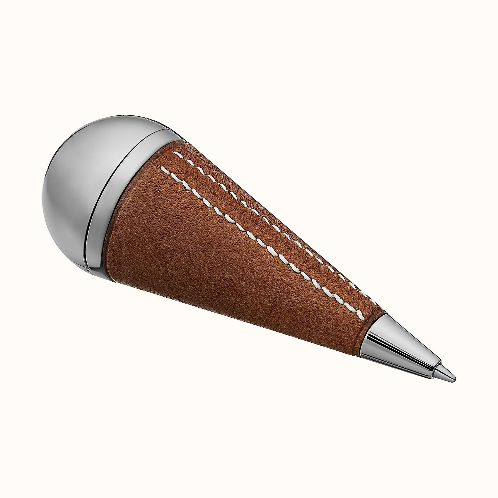 HERMES Culbuto Sellier Rollerball Pen