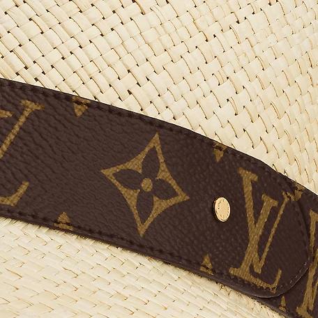 Louis Vuitton MONOGRAM Summertime hat
