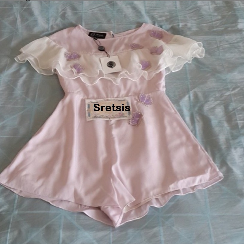Sretsis SRETSIS BUTTERFLY JUMPSUIT (NEW WITH TAG) US4
