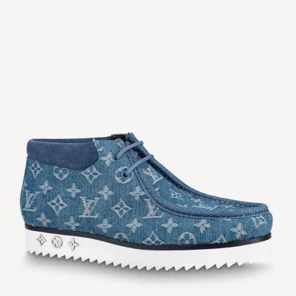 Louis Vuitton Louis Vuitton ☆1A8JTM ☆LV MODS ANKLE BOOT