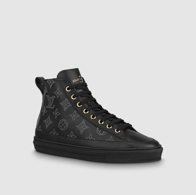 Louis Vuitton Stellar Trainer Boots
