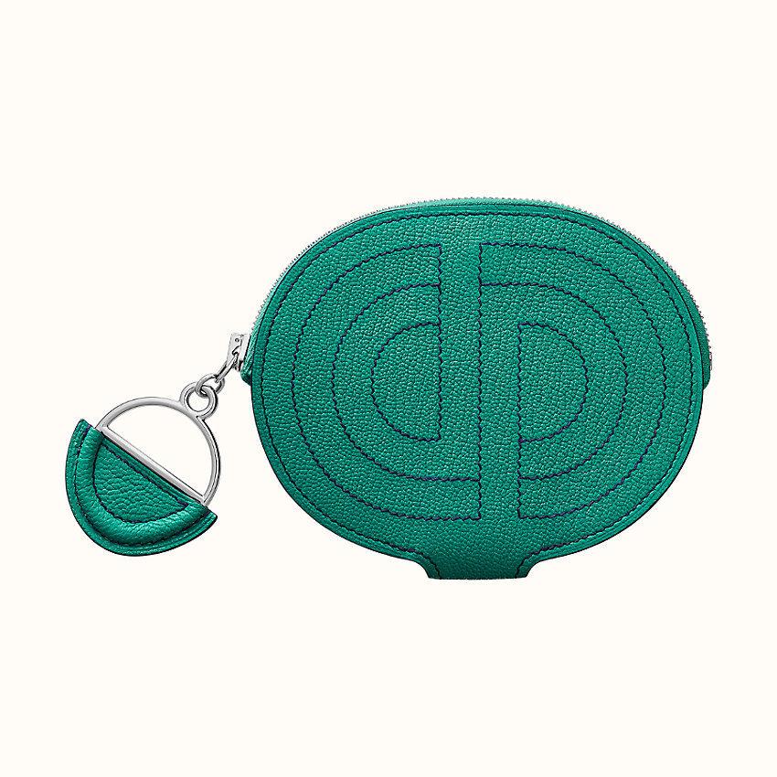HERMES In-the-loop mini wallet