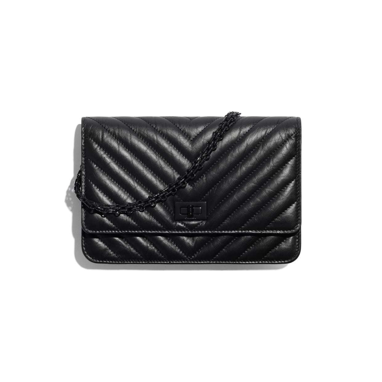 CHANEL CHANEL ☆2.55 wallet on chain ☆A70328 Y82340 94305