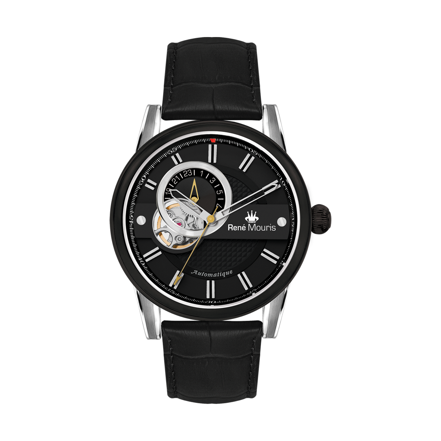 Orion | 44mm Classic Automatic Watch | For Men's | 70101RM2