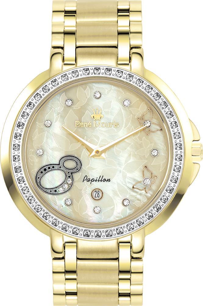 Rene Mouris - Fashion Watch - Papillon - 50111RM6