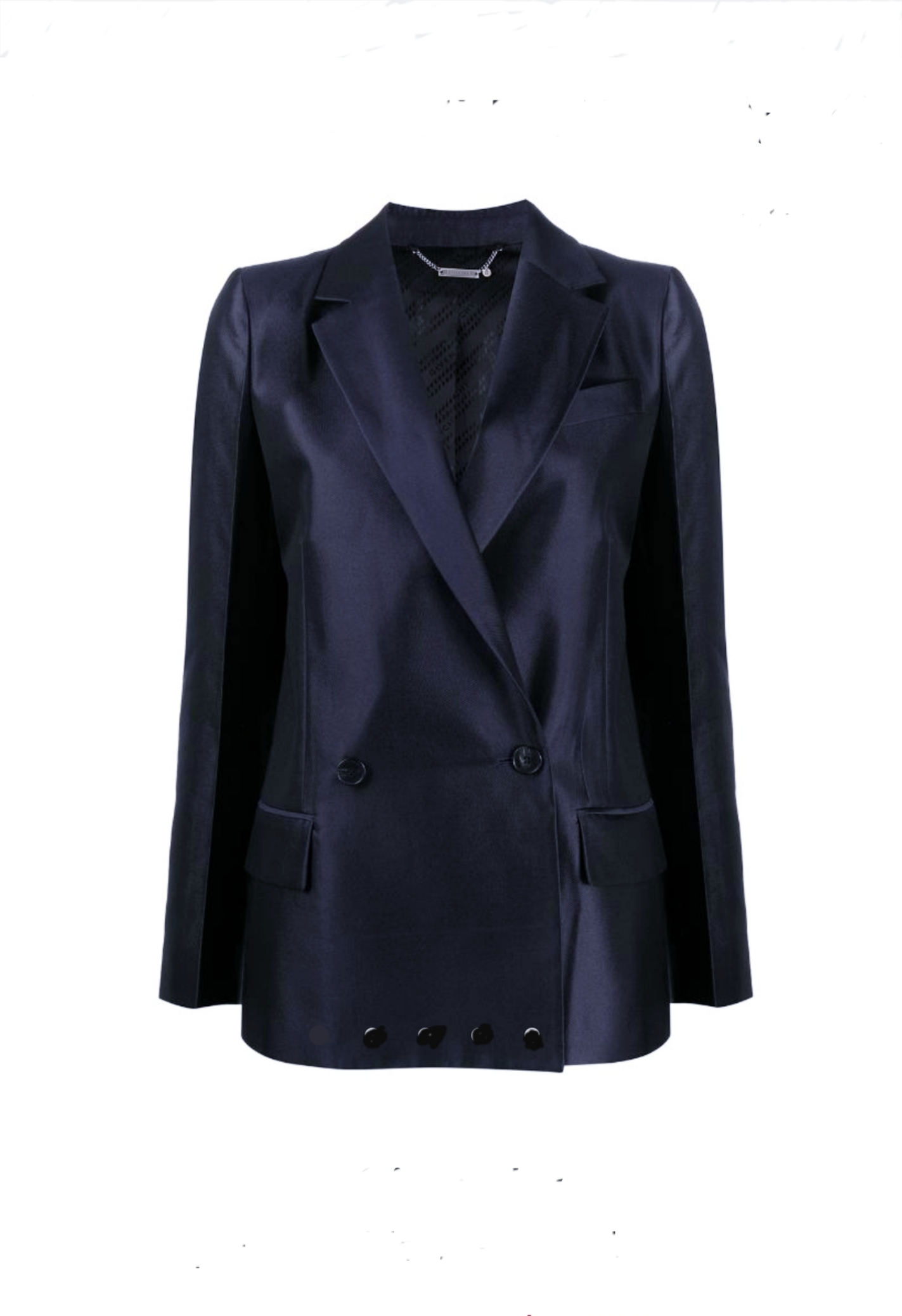 GIVENCHY Givenchy Plain double-breasted blazer