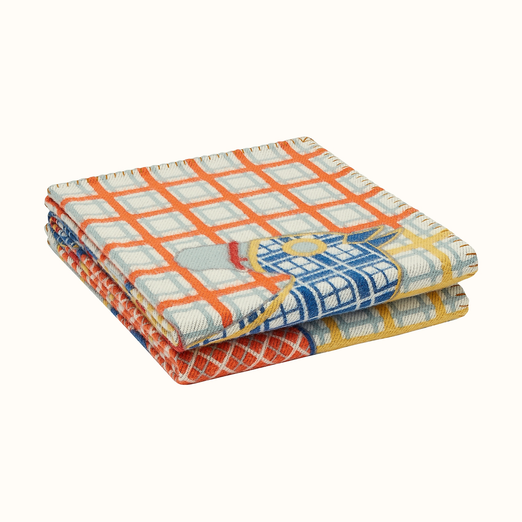 HERMES Pour Sortir Blanket