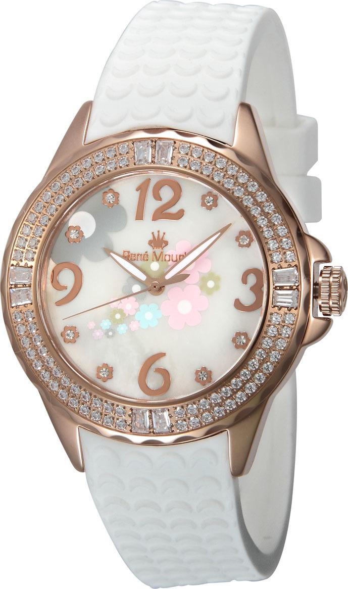 Rene Mouris - Silicone - La Fleur - Fashion Watch - 50106RM9