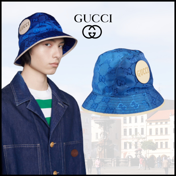 Japan Exclusive Gucci Off The Grid fedora