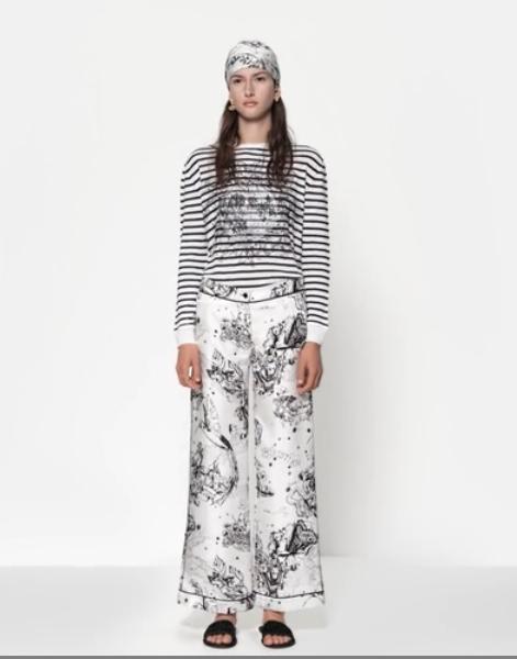Christian Dior Pyjama pants Dior Chez Moi