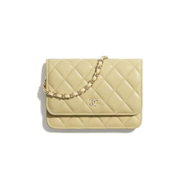 CHANEL CHANEL ☆mini wallet on chain ☆AP1649 Y04059 NA105
