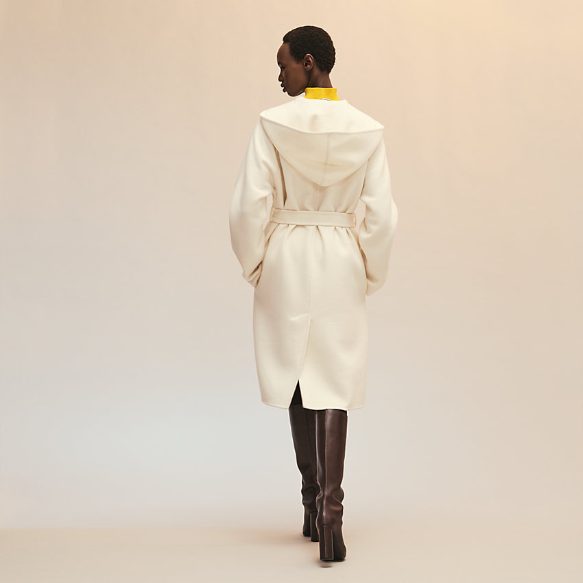 HERMES Esprit peignoir coat