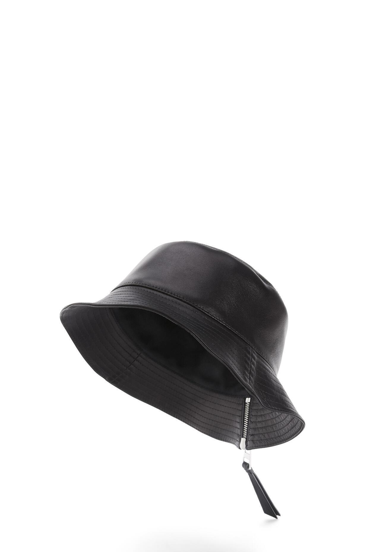 LOEWE LOEWE ☆Fisherman hat in nappa calfskin☆112.10.010