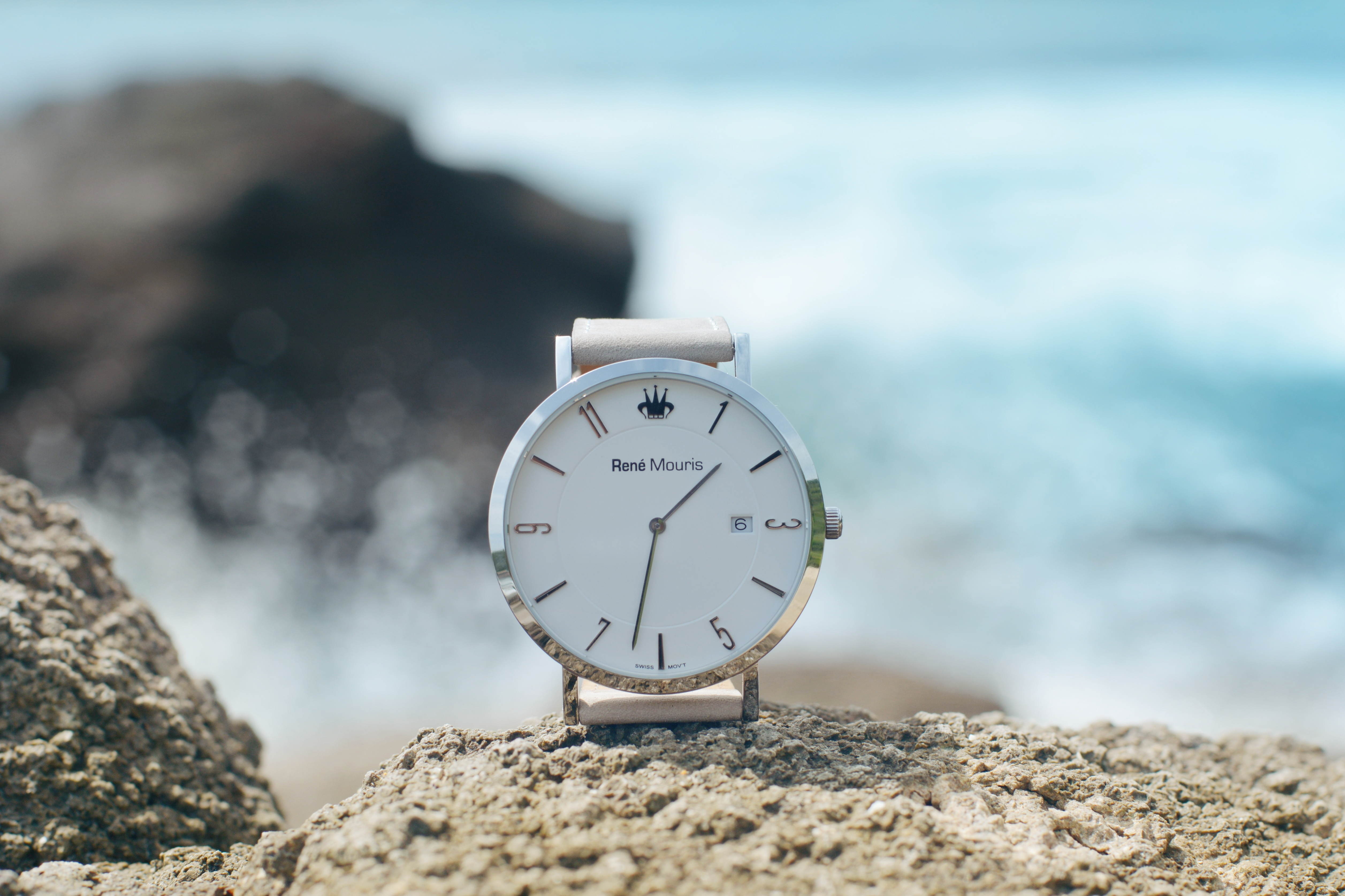 Rene Mouris - L'Emporter Collection Classic Watch - Grey