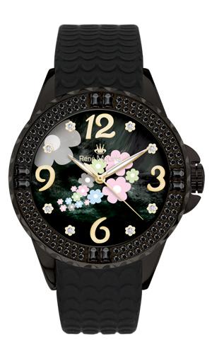 Rene Mouris - Silicone - La Fleur - Fashion Watch - 50106RM8