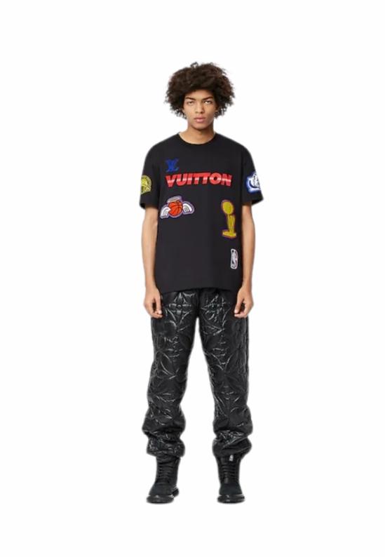 Louis Vuitton LVXNBA MULTI-LOGO T SHIRT/1A8XEB