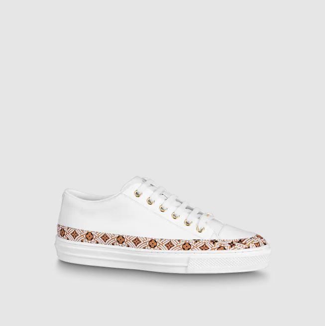 Louis Vuitton LV CRAFTY STELLAR SNEAKER