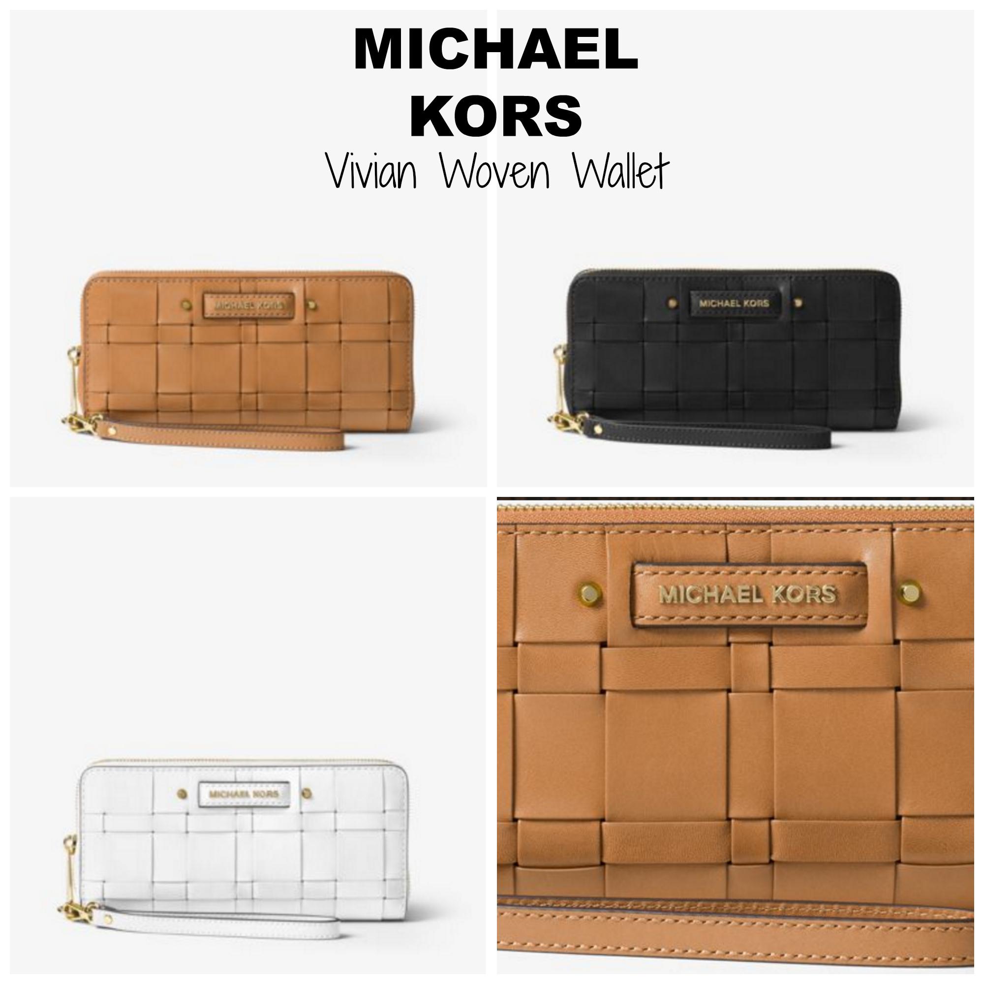 f98f3f35ac55 michael kors vivian white wallet purse tie dye - Marwood ...