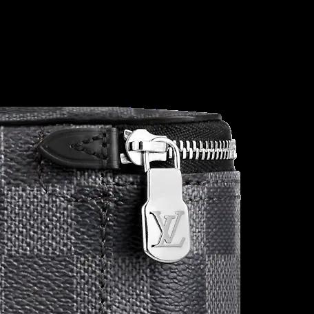 Louis Vuitton DAMIER GRAPHITE Louis Vuitton PACKING CUBE MM
