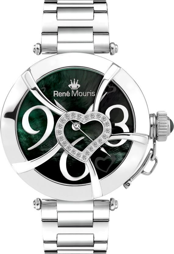 Rene Mouris - Fashion Watch - Coeur d'Amour - 50102RM3