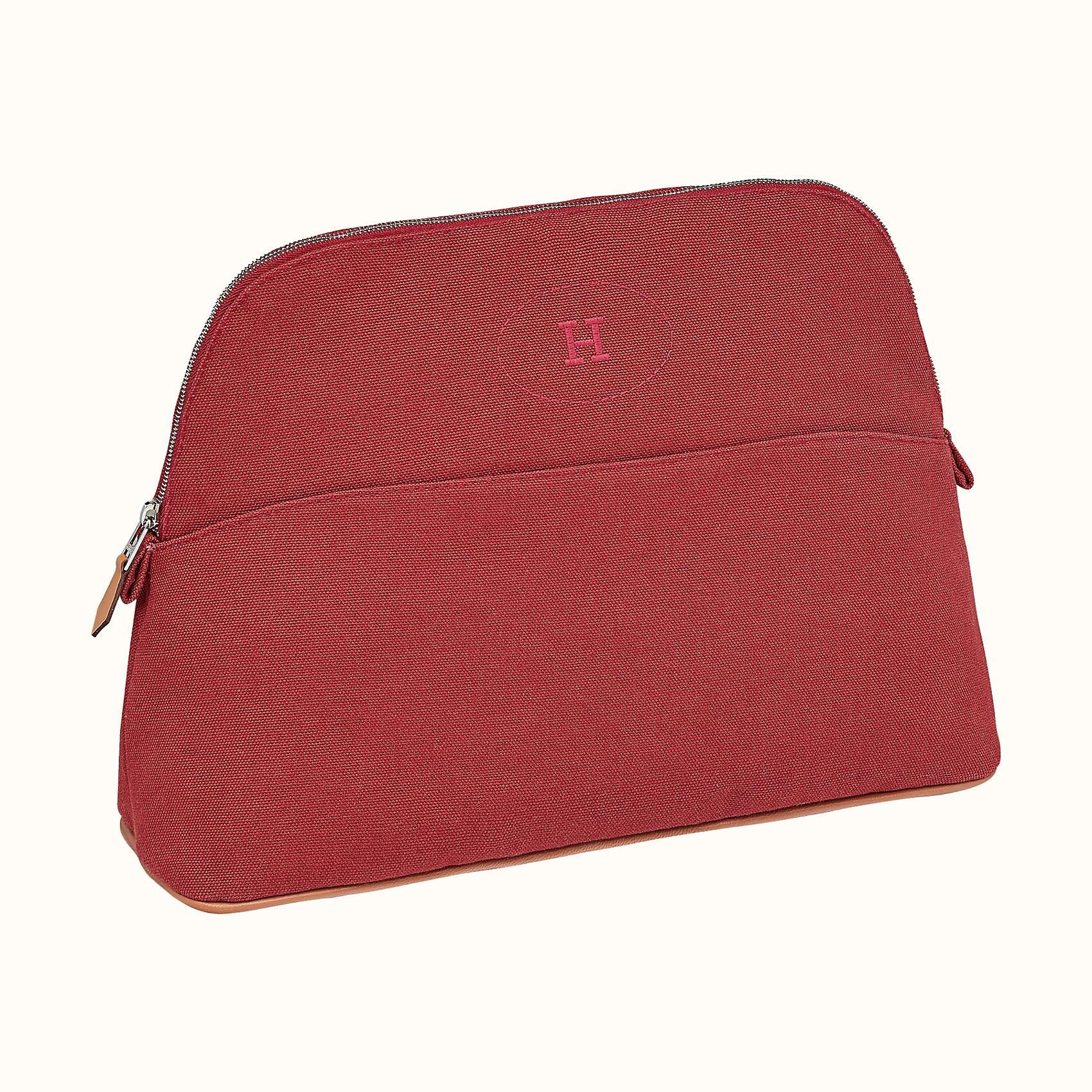 HERMES Bolide 31 travel case - Rouge H