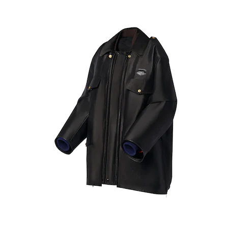 Louis Vuitton Two-in-one jacket