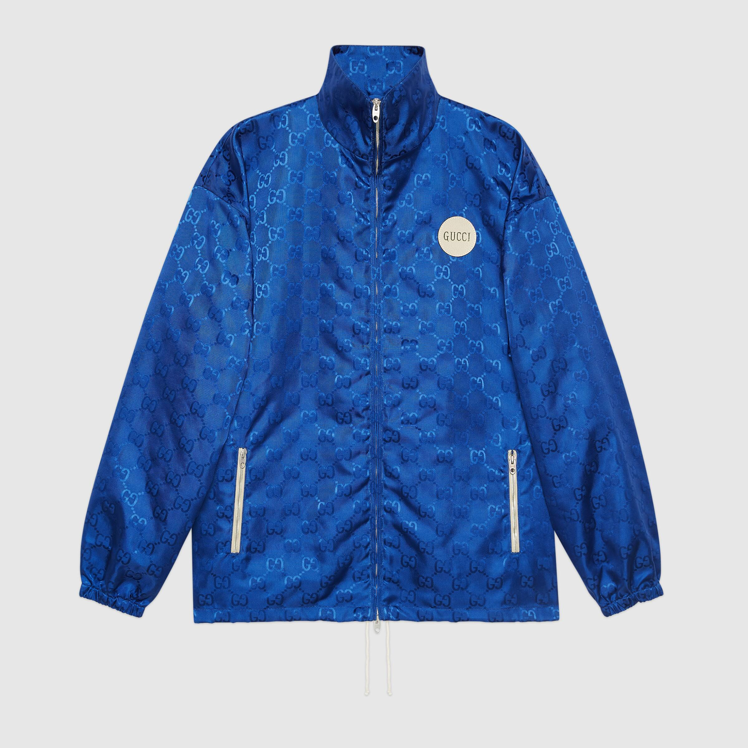 Japan Exclusive Gucci Off The Grid zip-up jacket