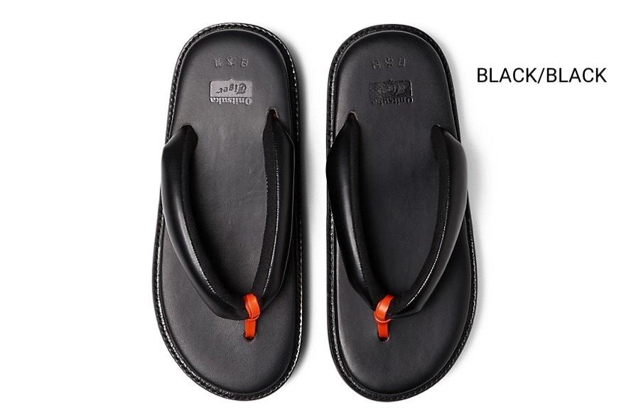 【Unisex】Japanese sandals TIGER SETTA NM 2colors
