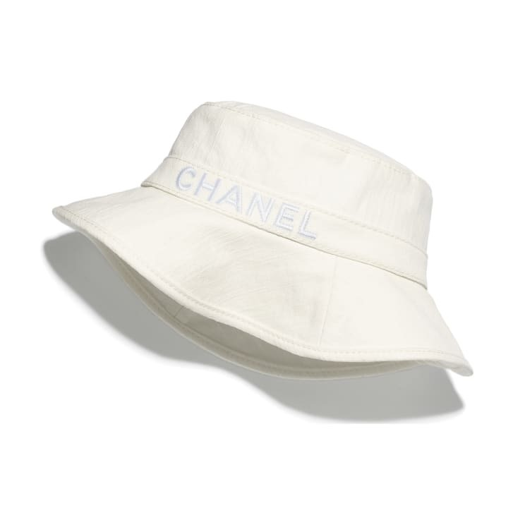 CHANEL CHANEL ☆hat ☆AA7574 B05782 10601