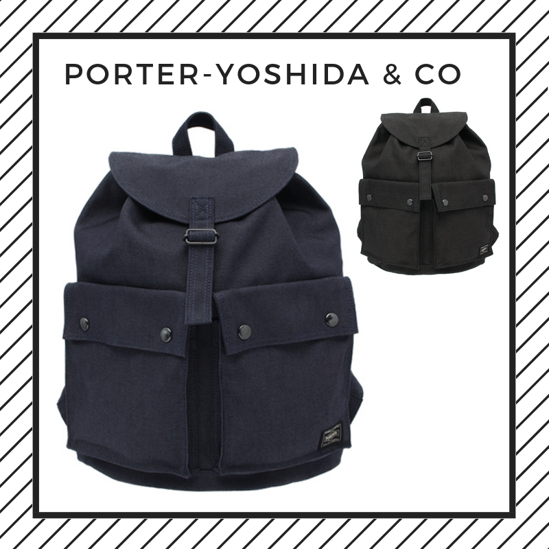 PORTER SMOKY RUCKSACK from  original 2002 A/W collection