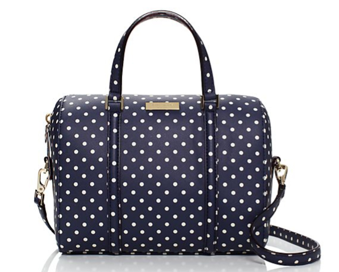 kate spade new york Kate Spade Top Handle Cross Body Bag