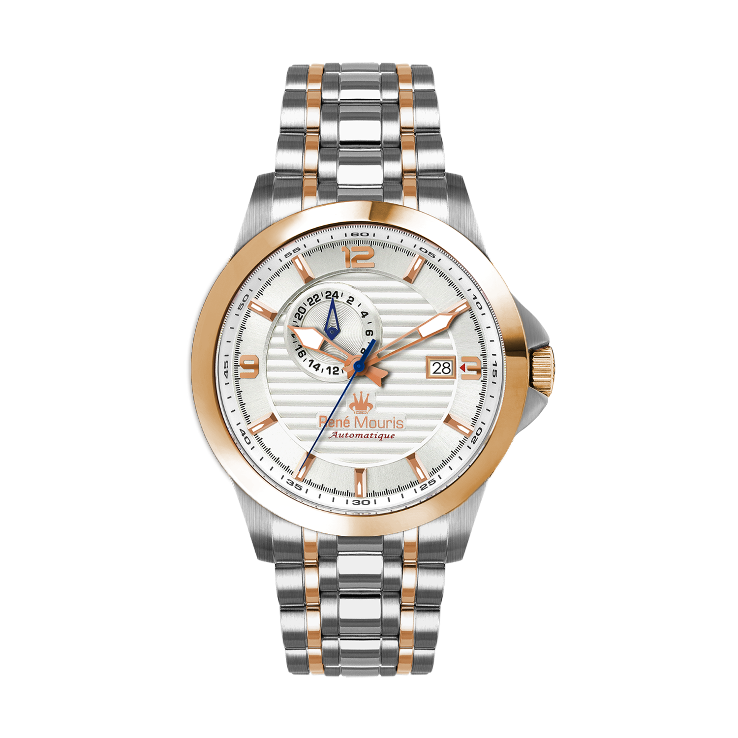 Cygnus | 44mm Classic Automatic Watch | For Men's | 70104RM4