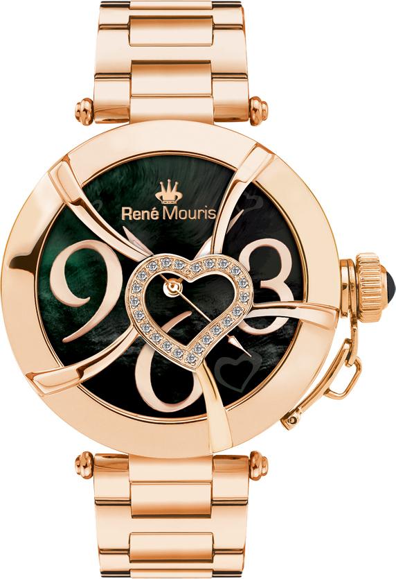 Rene Mouris - Fashion Watch - Coeur d'Amour - 50102RM8