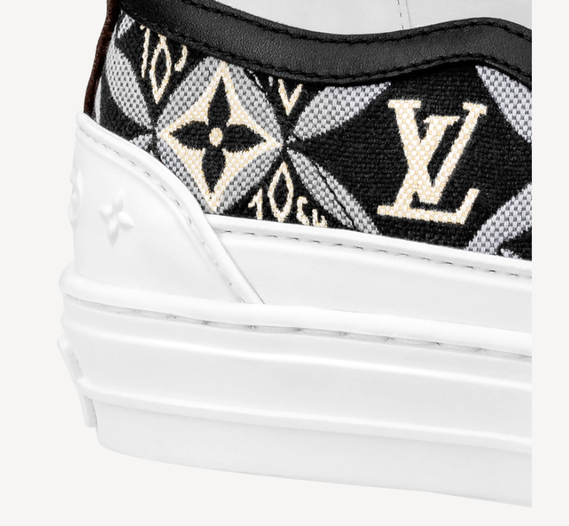 Louis Vuitton Louis Vuitton PLAYTIME SLIP-ON SNEAKER