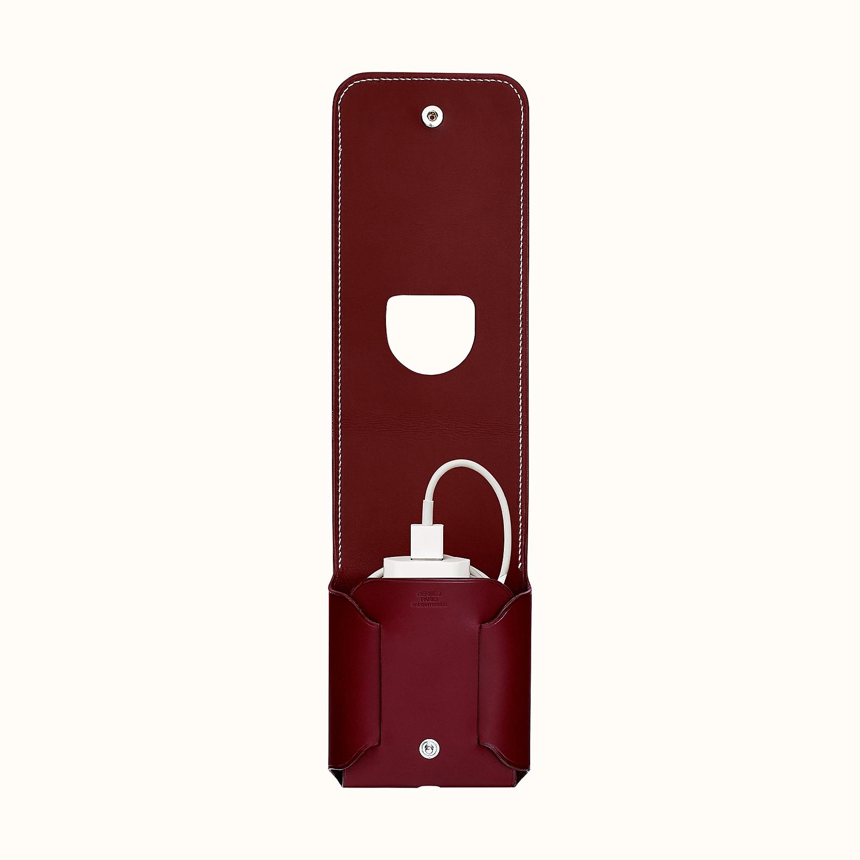 HERMES App'pli charging dock - Rouge H