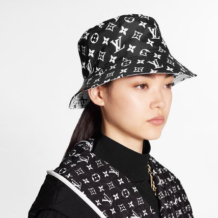 Louis Vuitton Monogram Bob Hat