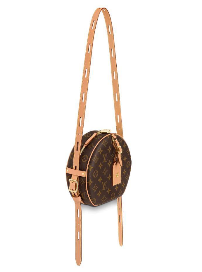 Louis Vuitton BOITE CHAPEAU SOUPLE(Monogram)