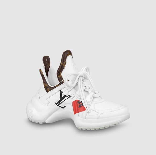 Louis Vuitton GAME ON LV ARCHLIGHT SNEAKER