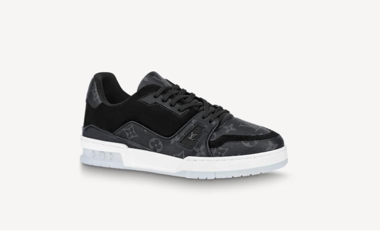 Louis Vuitton MONOGRAM LV Trainer Sneakers