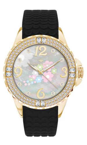 Rene Mouris - Silicone - La Fleur - Fashion Watch - 50106RM4