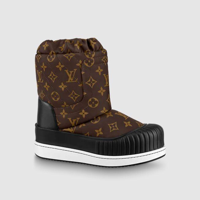 Louis Vuitton POLAR FLAT BOOT