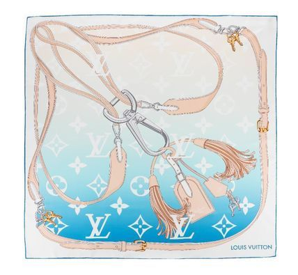 Louis Vuitton Louis Vuitton ☆M76777 ☆MONOGRAM GRADIENT SQUARE