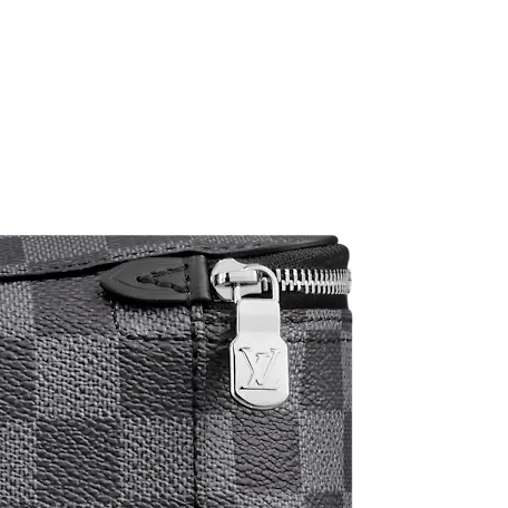 Louis Vuitton DAMIER GRAPHITE Louis Vuitton PACKING CUBE GM