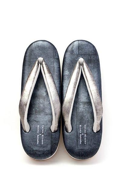 Kimono shoese ZORI | Calen Blosso