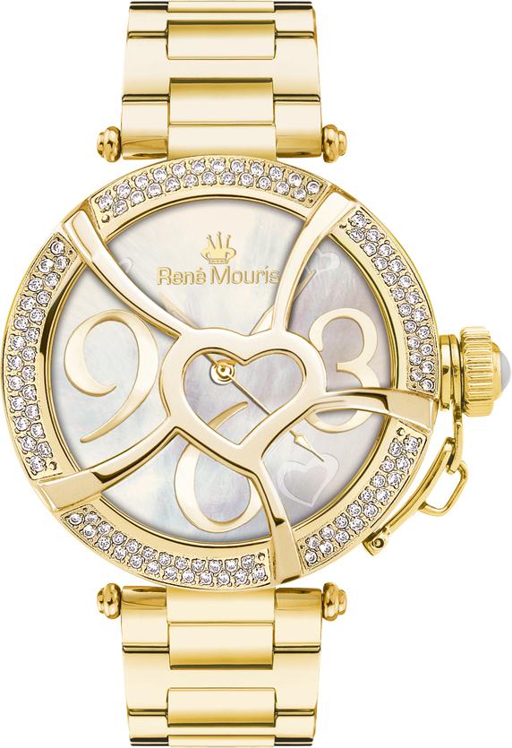 Rene Mouris - Fashion Watch - Coeur d'Amour - 50103RM4