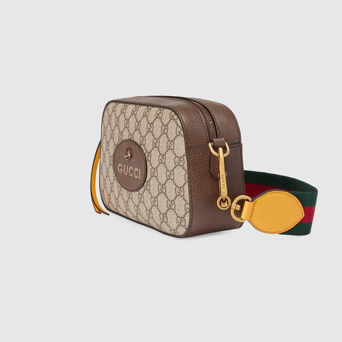 GUCCI Satchels Neo Vintage GG Supreme messenger bag 6