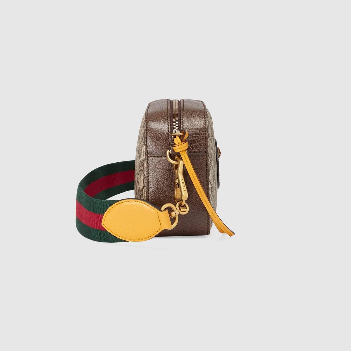 GUCCI Satchels Neo Vintage GG Supreme messenger bag 3